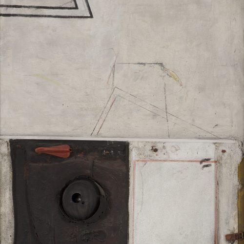 Dahmen Karl Frad Sammlung Ludwig Gemälde Assemblage Gegenstände