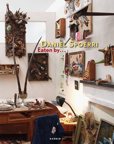 Shop Katalog Cover Buch Daniel Spoerri