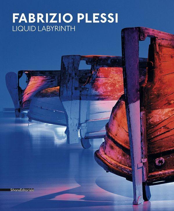 Shop Katalog Cover Buch Fabrizio Plessi