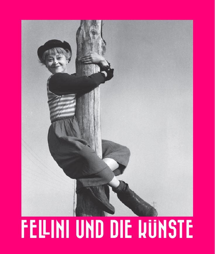 Shop Katalog Cover Buch Fellini