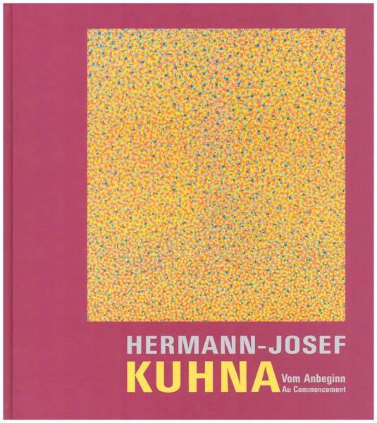 Shop Katalog Cover Buch Hermann-Josef Kuhna