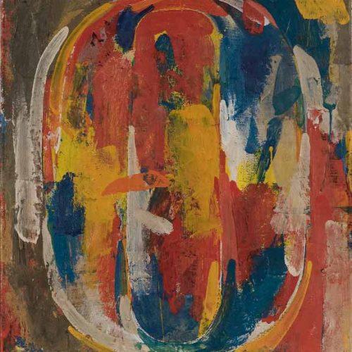 Johns Jasper Sammlung Ludwig Enkaustik Wachs Pop Art Amerika Rauschenberg