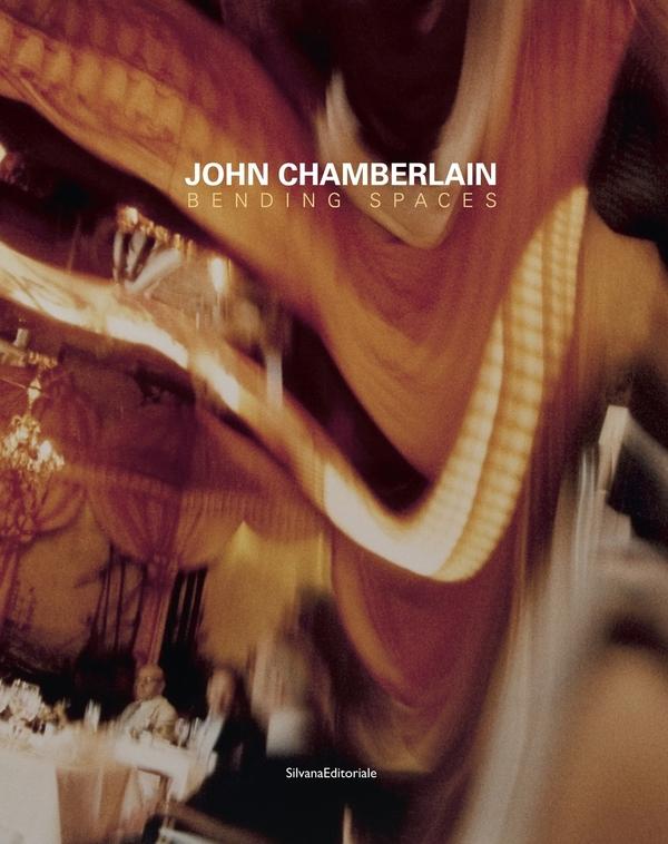 Shop Katalog Cover Buch John Chamberlain