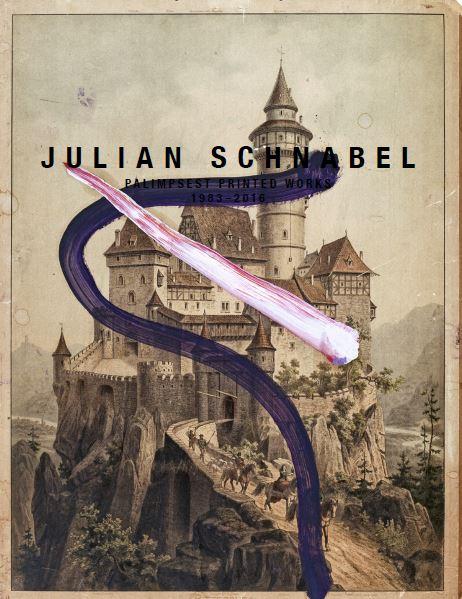 Shop Kata Cover Buch Julian Schnabel