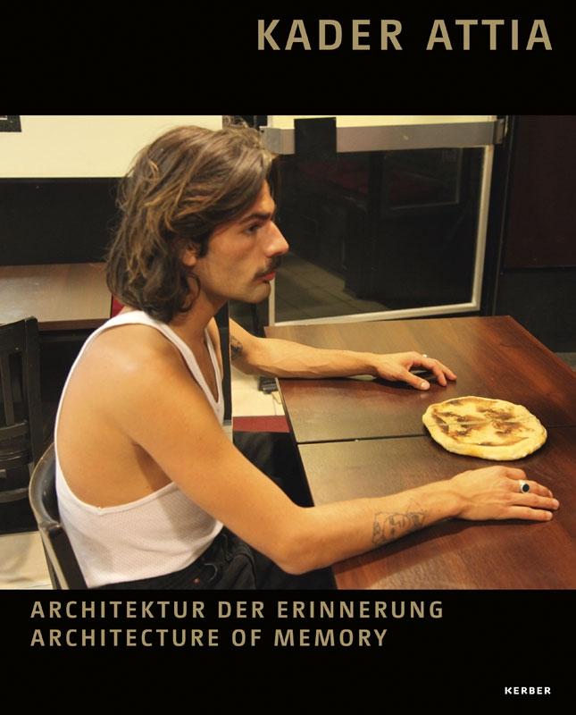 Shop Katalog Cover Buch Kader Attia