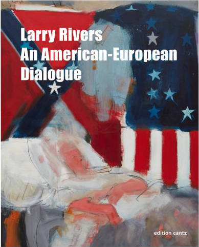 Shop Katalog Cover Buch Larry Rivers
