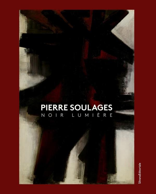 Shop Katalog Cover Buch Soulages Pierre