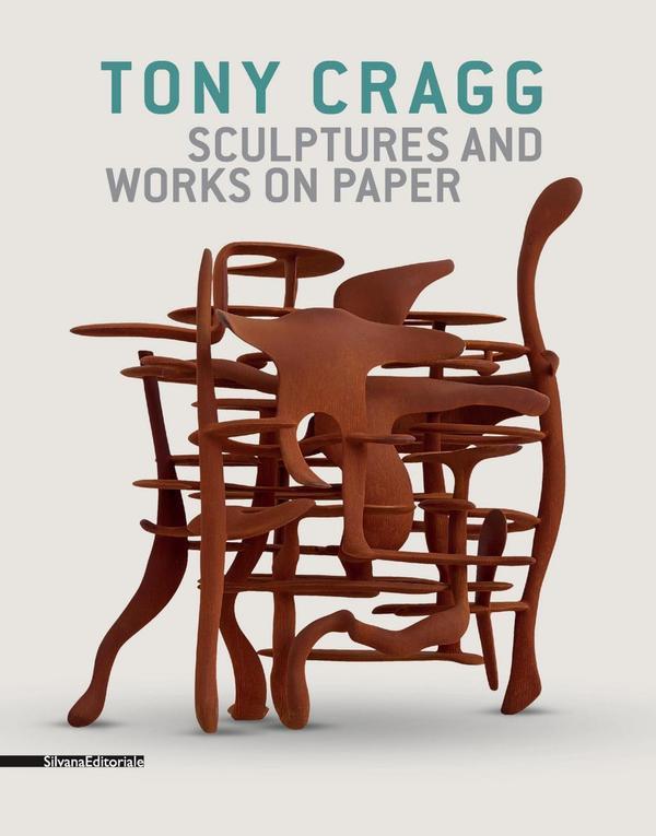 Shop Katalog Cover Buch Tony Cragg