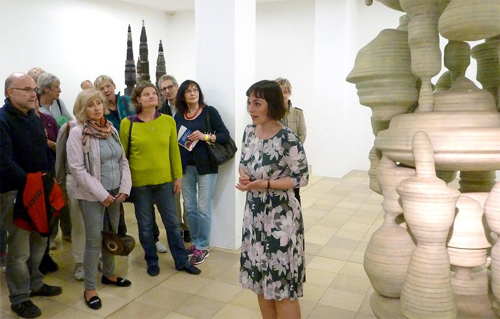 Führungen im Museum Ludwig